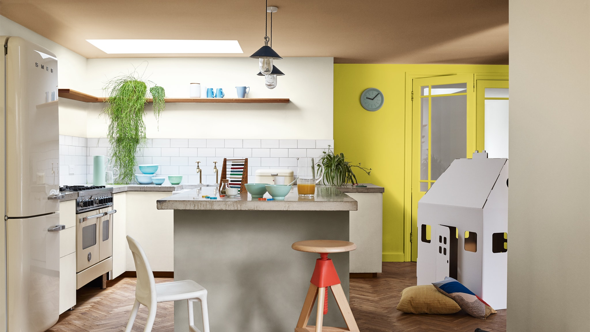 Deco-Paints-Colour-Futures-Colour-of-the-Year-2019-A-place-to-act-Kitchen-Inspiration-49